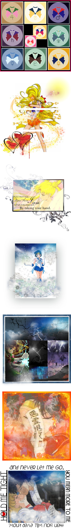 """Sailor Moon. Yup"" by princessluna22 ❤ liked on Polyvore"