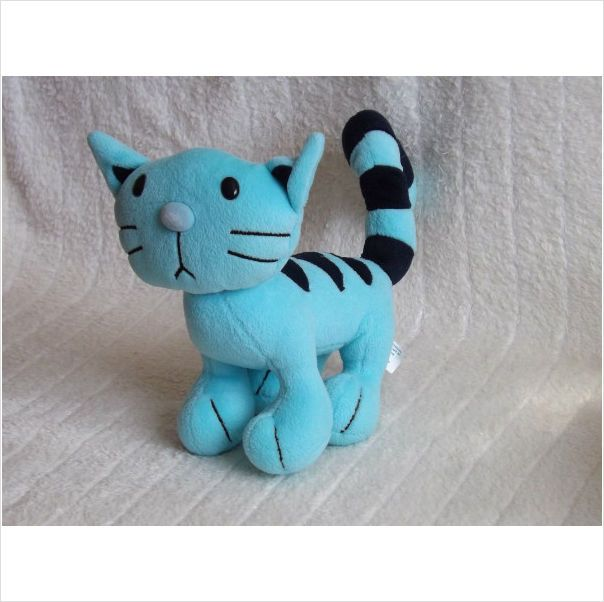 d7d78a1917a Pilchard The Cat Soft Toy From Bob The Builder on eBid United Kingdom