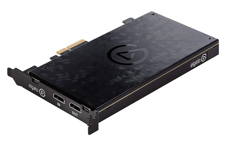 Amazon Com Elgato Game Capture 4k60 Pro 4k 60fps Capture Card
