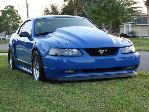 Lookin Mean Mach 1 Mustang Sweet Mustangs Pinterest Mustang