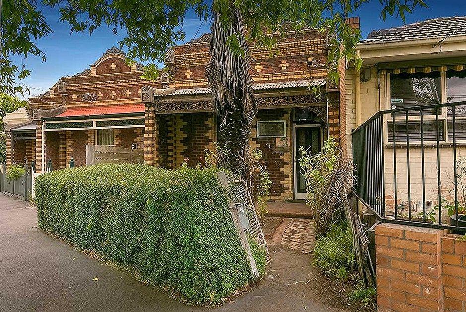 Home, Fitzroy North, Victoria, Australia Victorian homes