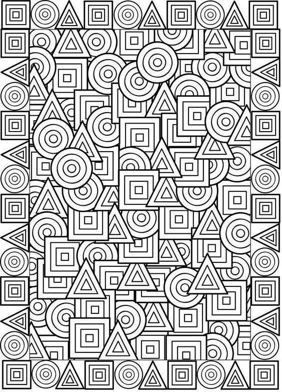 Pin de Neus Gómez Frias en Mosaics | Pinterest | Mandalas, Colorear ...