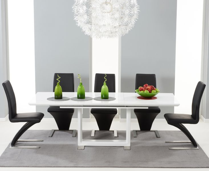 Captivating Lorenza Dining Table Elegance Contemporary Collection