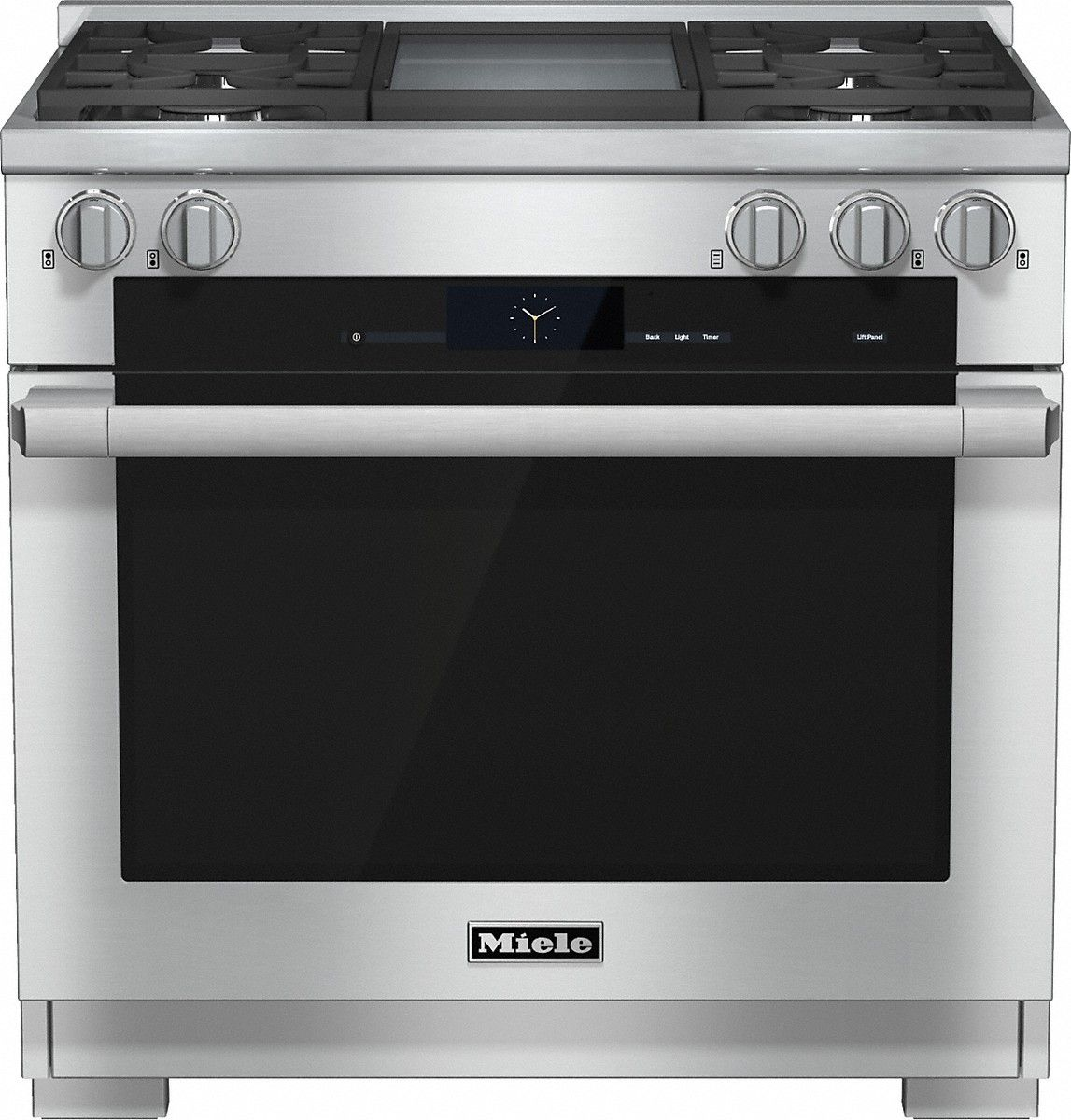 HR 1936 G 36 Inch Range Dual Fuel with M Touch controls