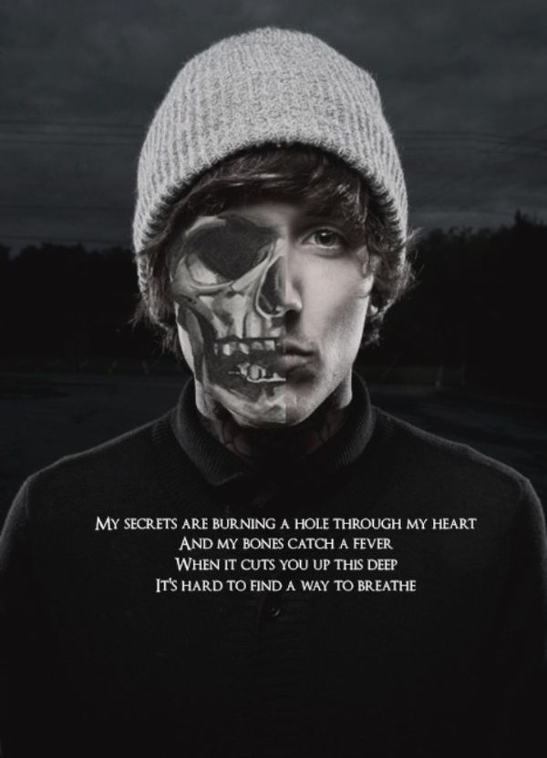 can you feel my heart bring me the horizon music