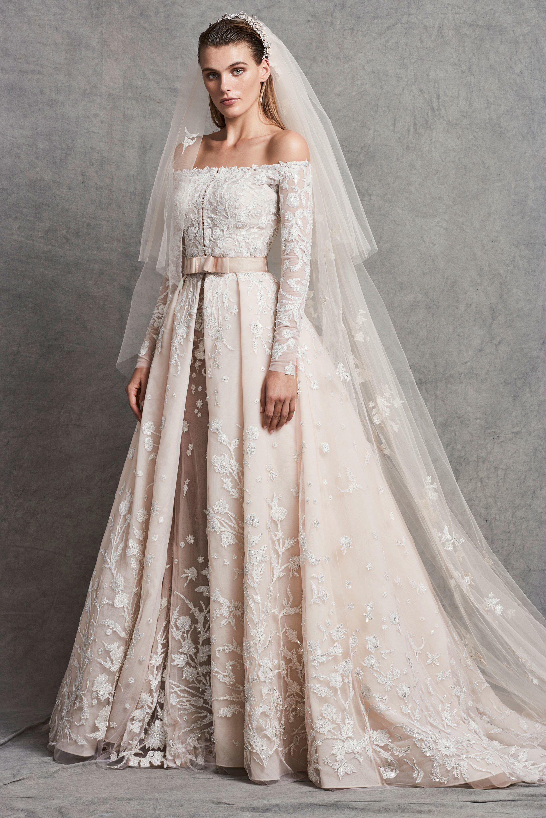 c0fb426d2 فساتين زفاف مبهرة, احلى فساتين زفاف - منتديات حوريات