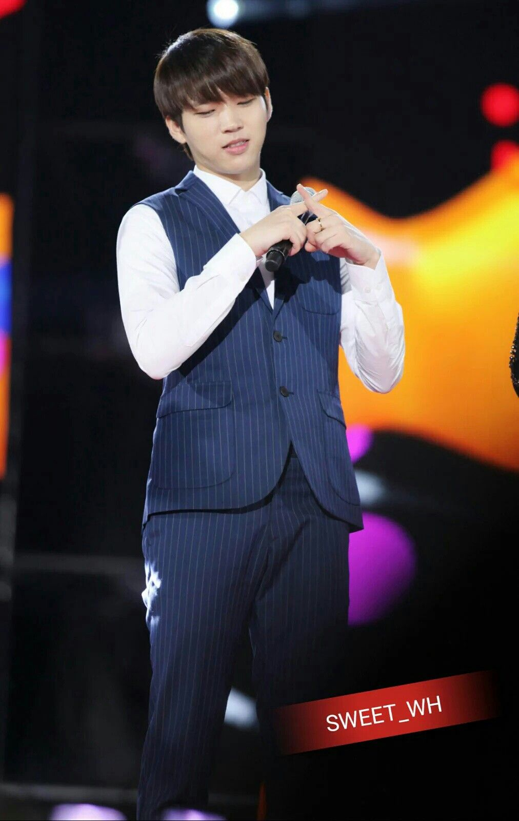 160618 #Woohyun Thank you Festival Concert