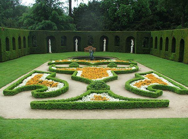 chateau-parterre | Garden Delights | Pinterest | Gardens