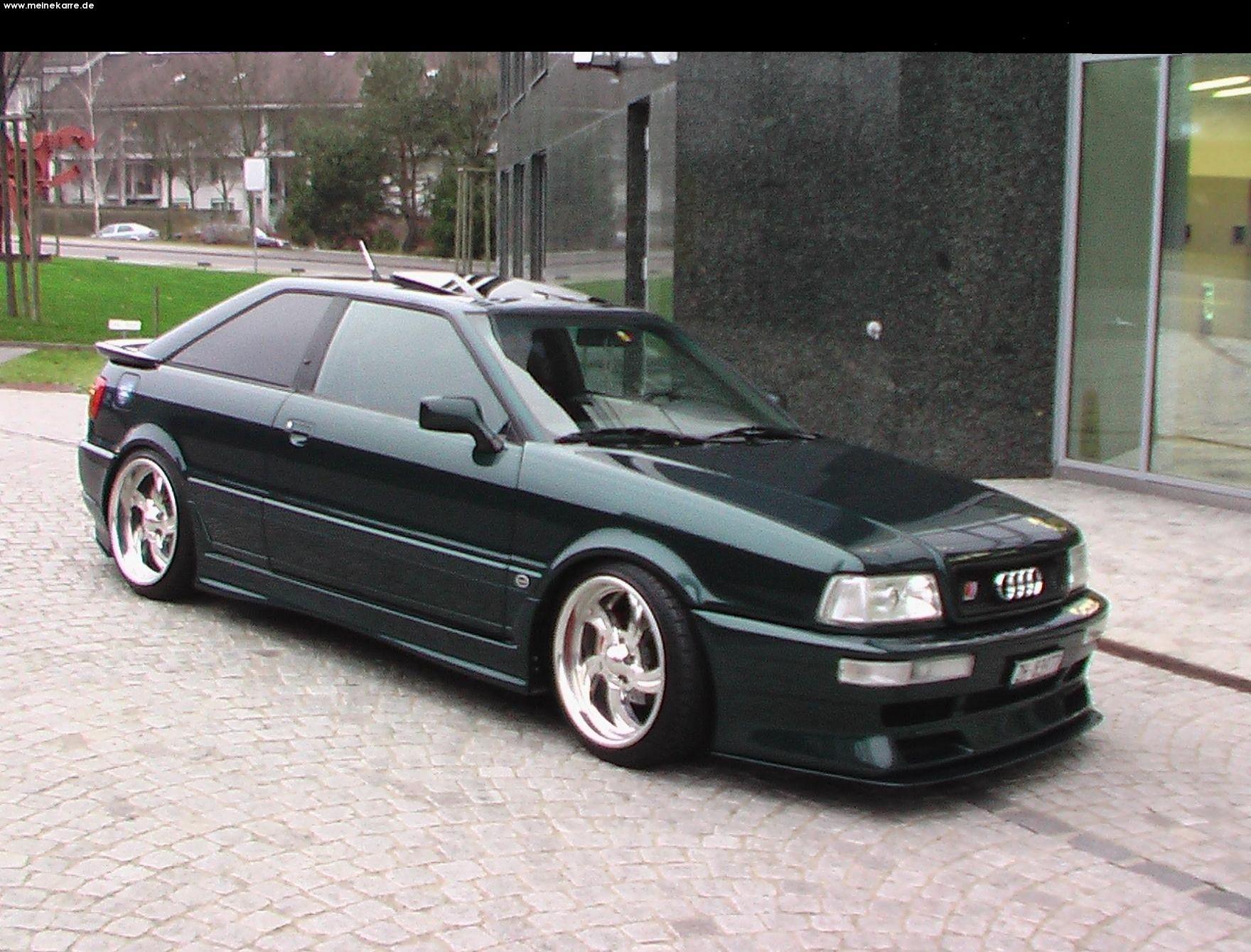 Kekurangan Audi Coupe S2 Tangguh