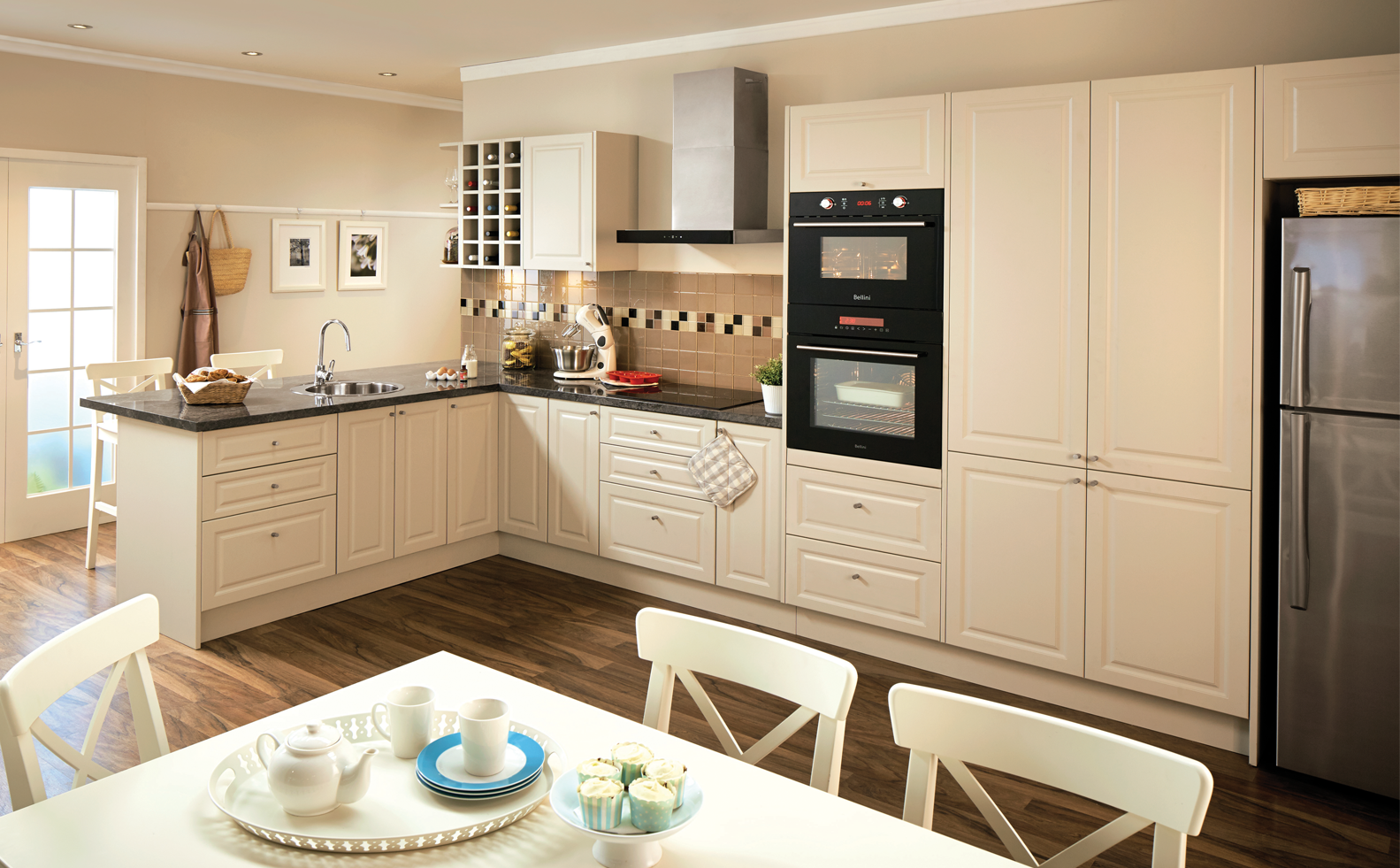 The Classic Kitchen Kitchen Inspiration package at