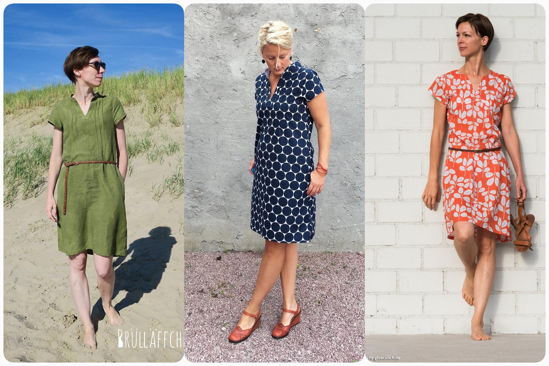 finaskleid | kleid mit ärmel, modestil, kleider