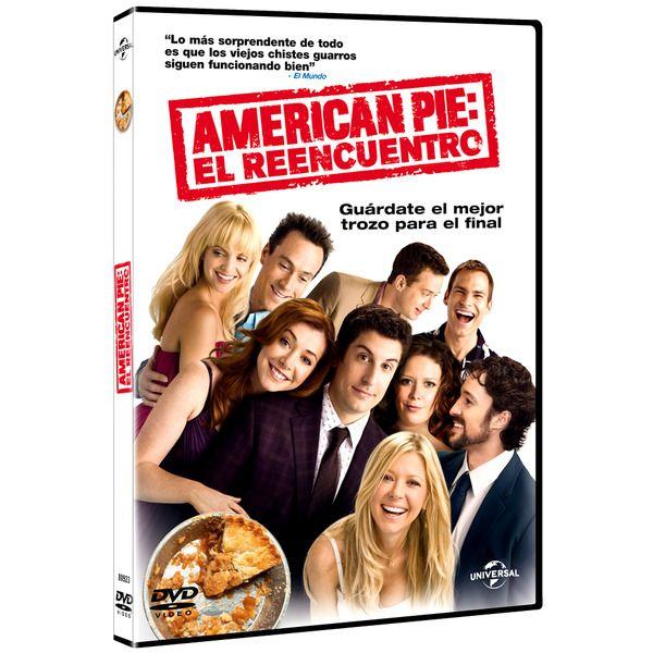 American Pie 8 El Reencuentro Dvd American Pie Peliculas Completas Dvd