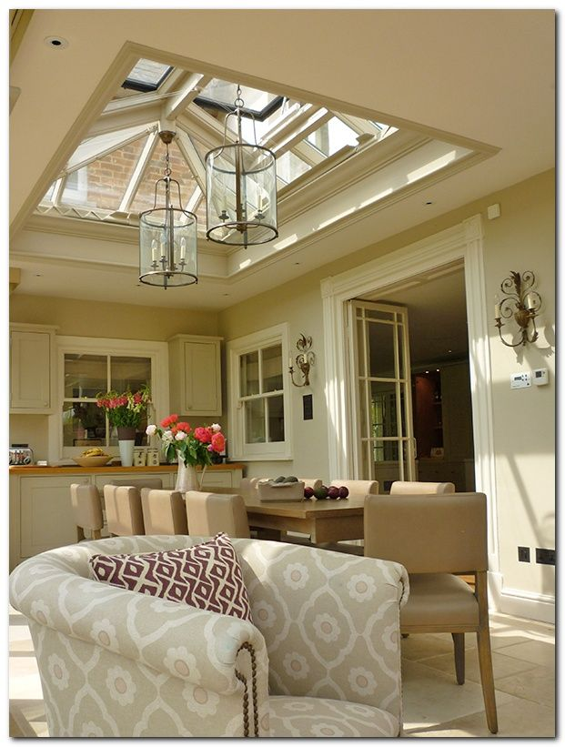 70 Awesome Roof Lantern Extension Ideas The Urban Interior Roof Lantern House Design Conservatory Dining Room