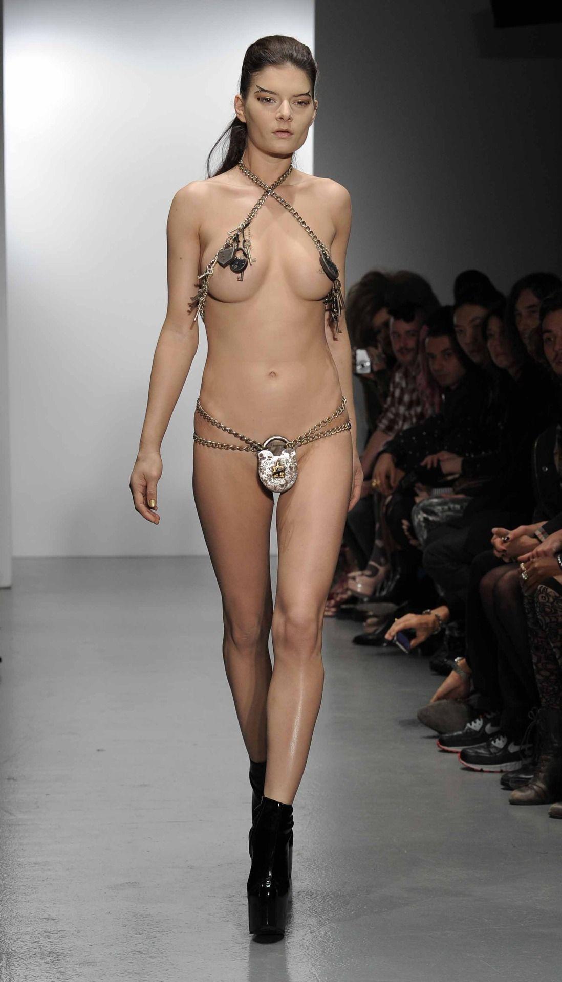 Naked girls chastity torture xxx photo