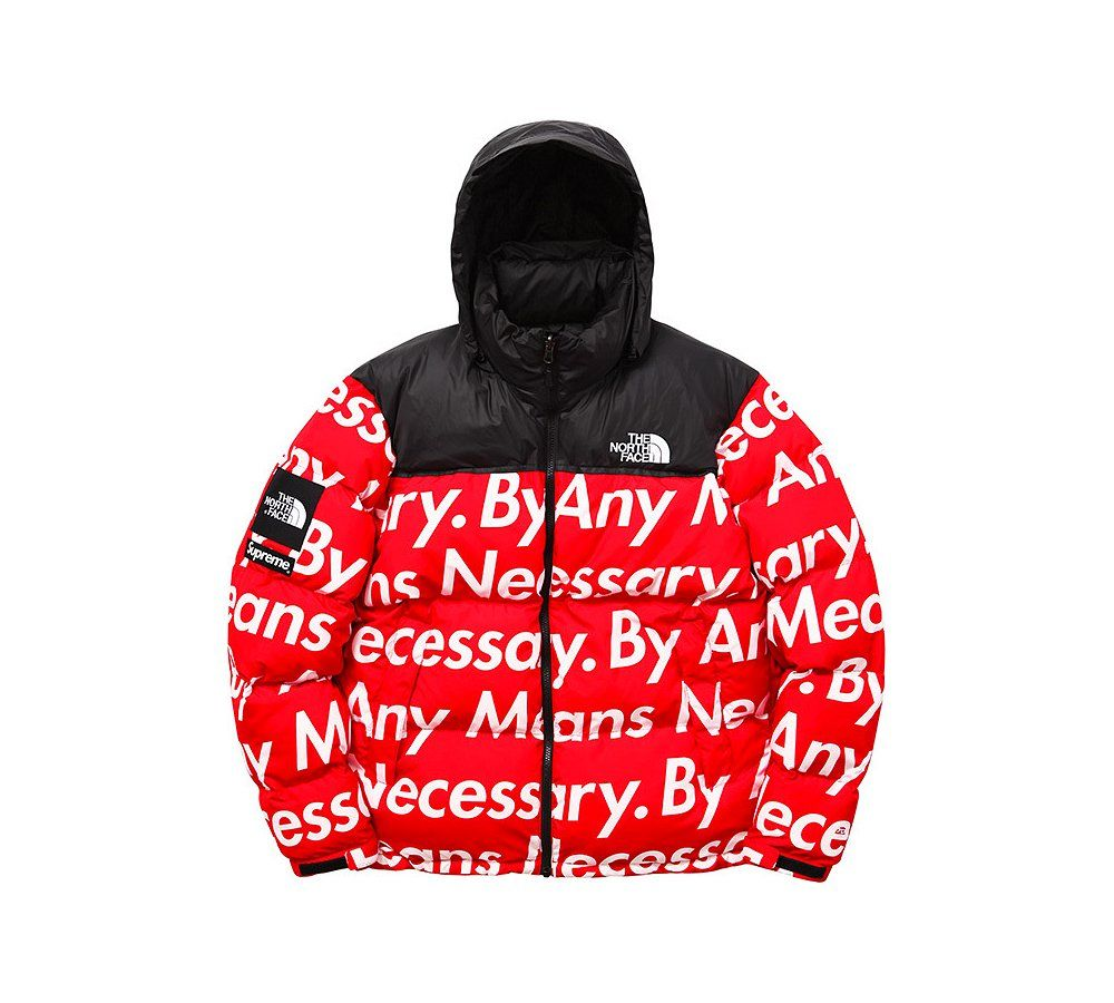 Supreme x The North Face®