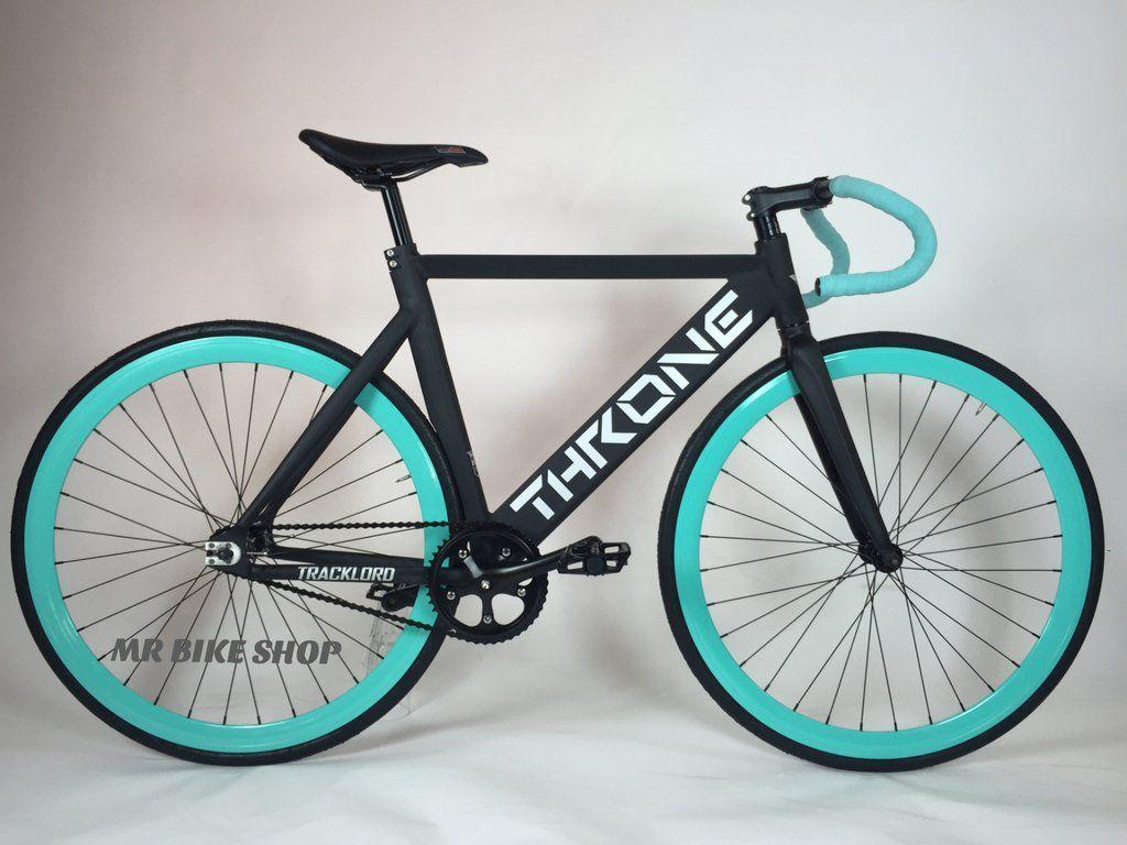 Bikes Mr Throne Track Lord Bike Frame Pink