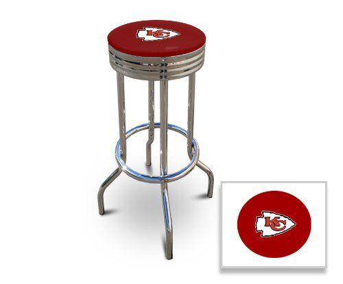 Kansas City Chiefs Bar Stools