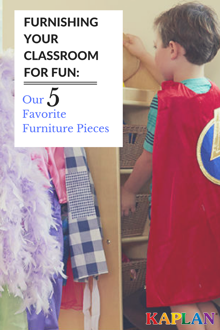 Furnishing Your Classroom For Fun Our 5 Favorite Furniture Pieces