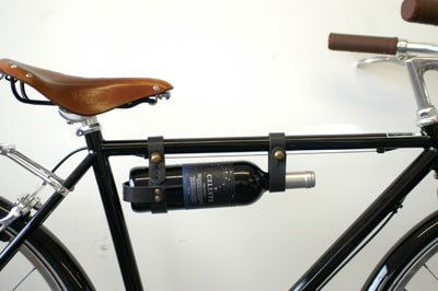oopsmark bicycle wine rack carrier