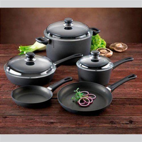 Food Network Hard Anodized Cookware Reviews Classic Cookware Scanpan Cookware Set
