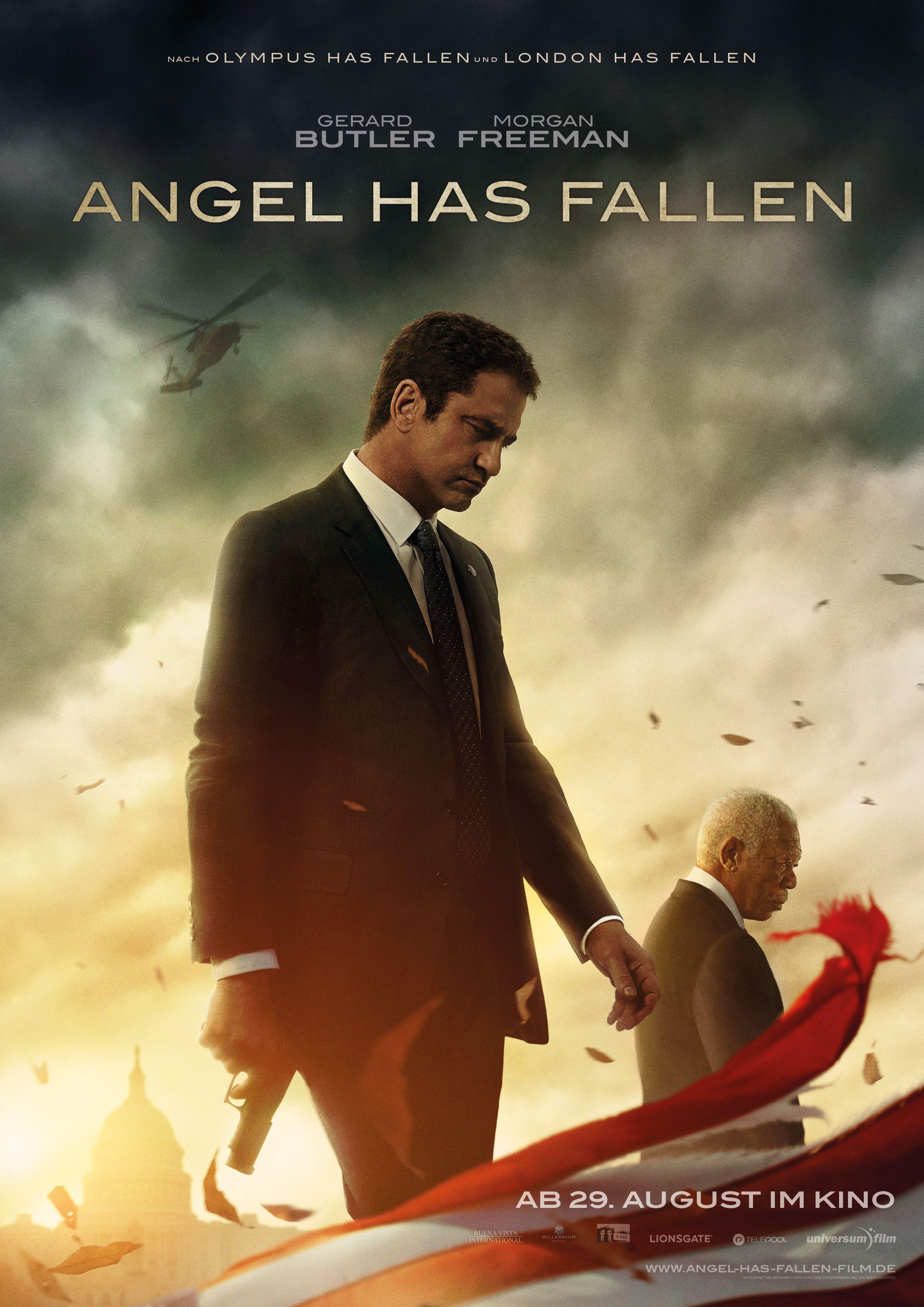 angel has fallen fsk
