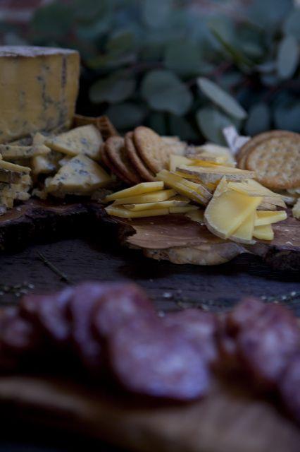 Nicole Franzen Photography   entertaining cheese plate