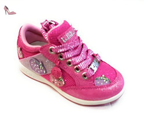 Lelli Kelly Californie Strass Baskets Basses Neuf Chaussures Enfant Nombreuses Tailles