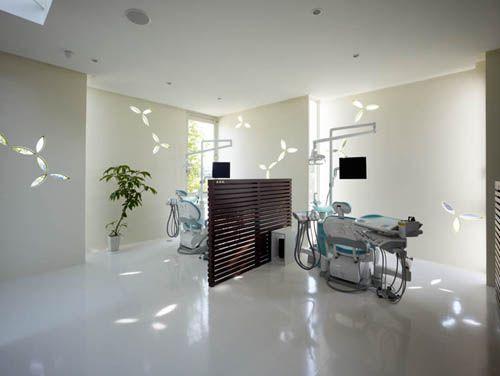 resultado de imagen de award winning dental clinic design consul 1