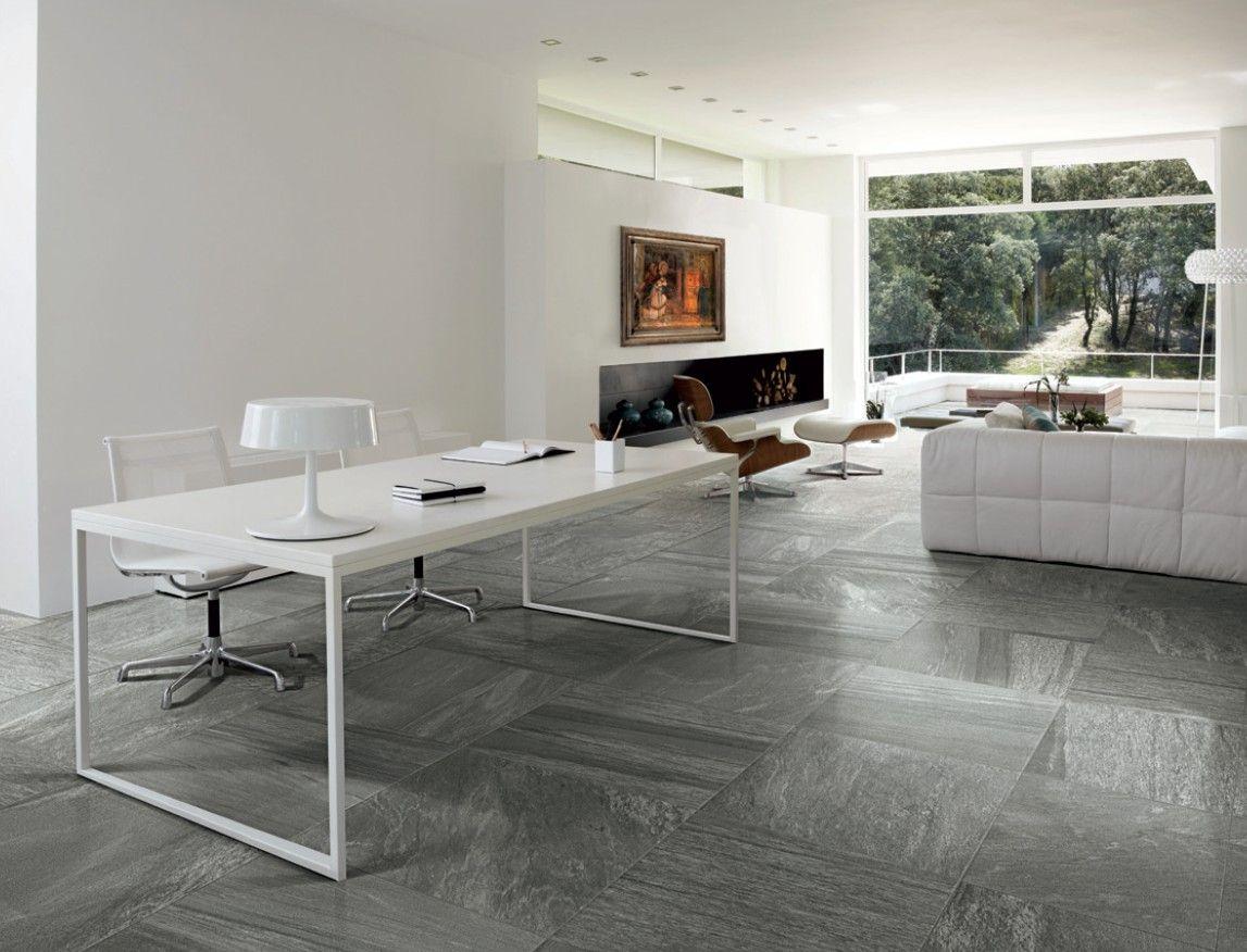 Galena Stone Inspired Porcelain Tiles