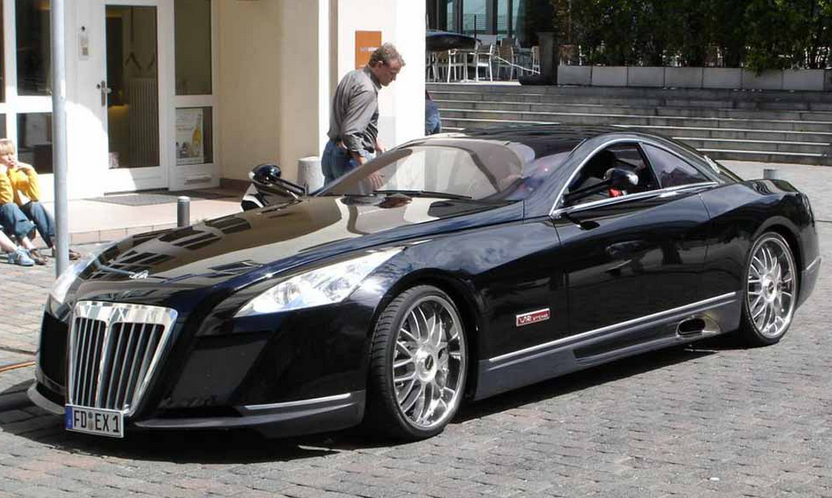 jay z's in his maybach exelero | c-mercedes-benz-maybach | pinterest