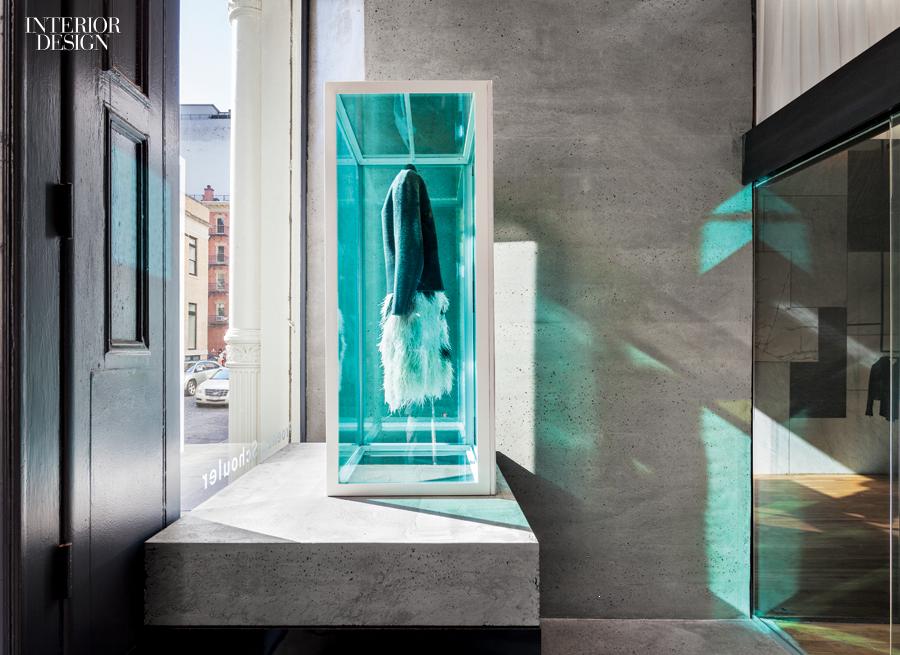 Proenza Schouler New York boutique