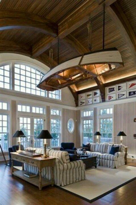 Best Les Bateaux Dans La Déco Maison Design Maison Style Et 640 x 480