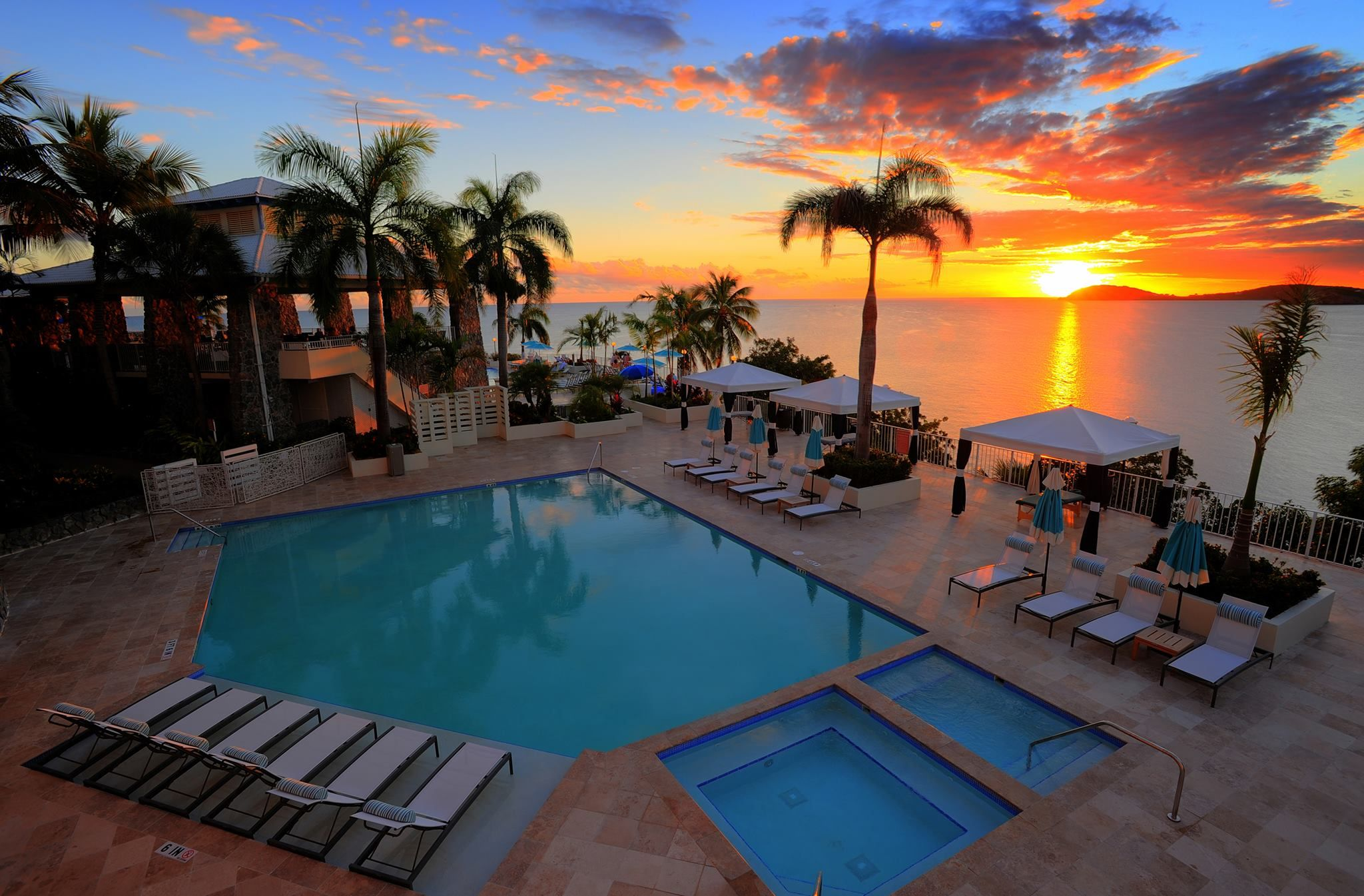 Frenchman S Reef Morning Star Marriott Beach Resort The Best