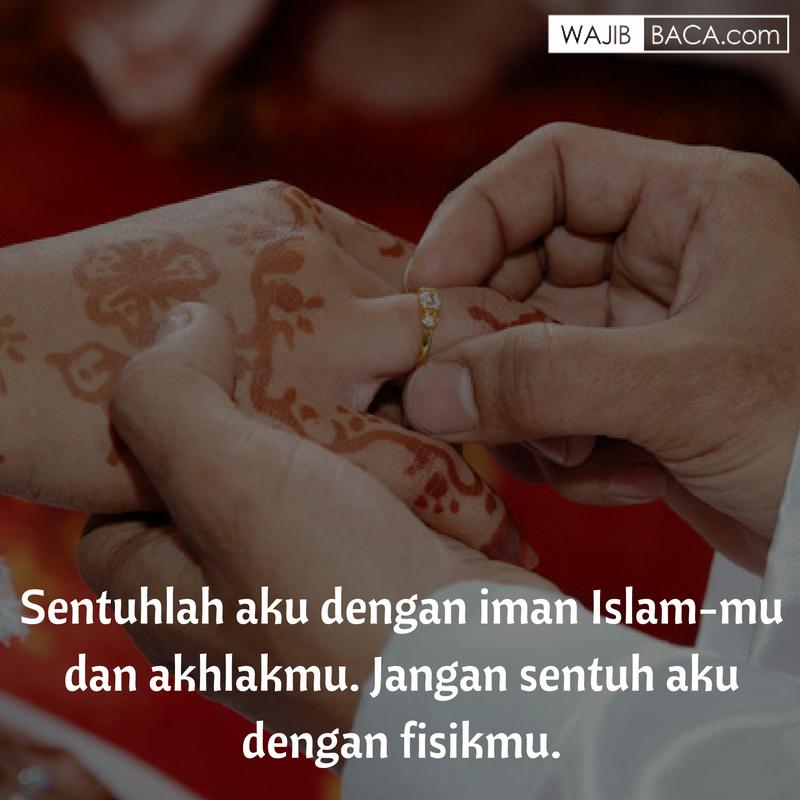 Kata Mutiara Cinta Islam Untuk Calon Suami Islam Mutiara Kata Kata Mutiara
