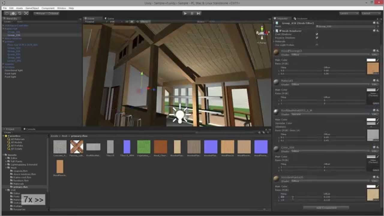 SketchUp to Unity to Oculus Rift DK2 - The Entire Workflow
