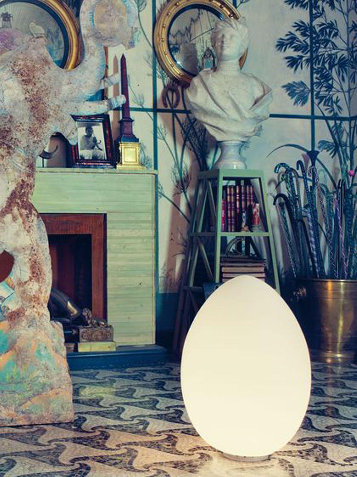 Uovo - Fontana Arte | SdA_Blog | C\'è Uovo e Uovo | Pinterest | Lights