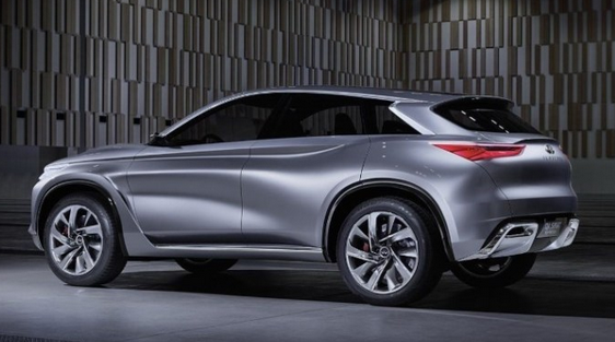 2020 Infiniti Qx70 Redesign And Release Date