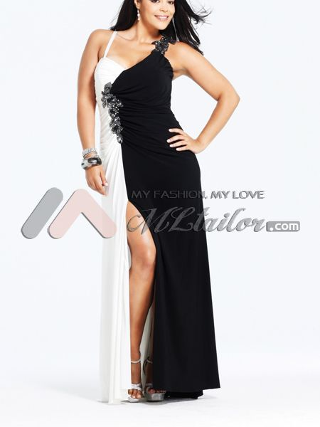Christmas Party Dresses For Plus Size Women Color Block
