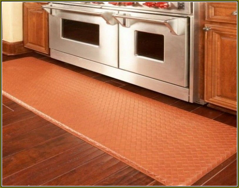orange washable kitchen runner rug | kitchen runner rugs