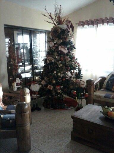 Arbol navidad duende