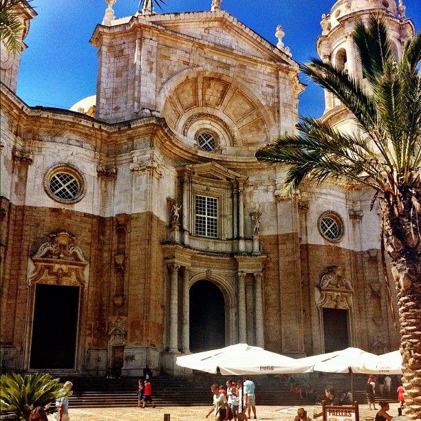 Catedral de Cádiz en Cádiz, Andalucía