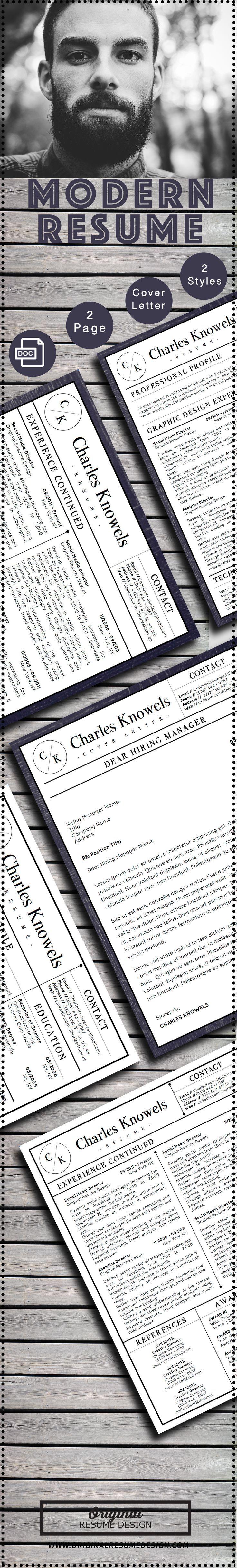 modern resume design that reads almost like a newspaper or menu   resumeideas