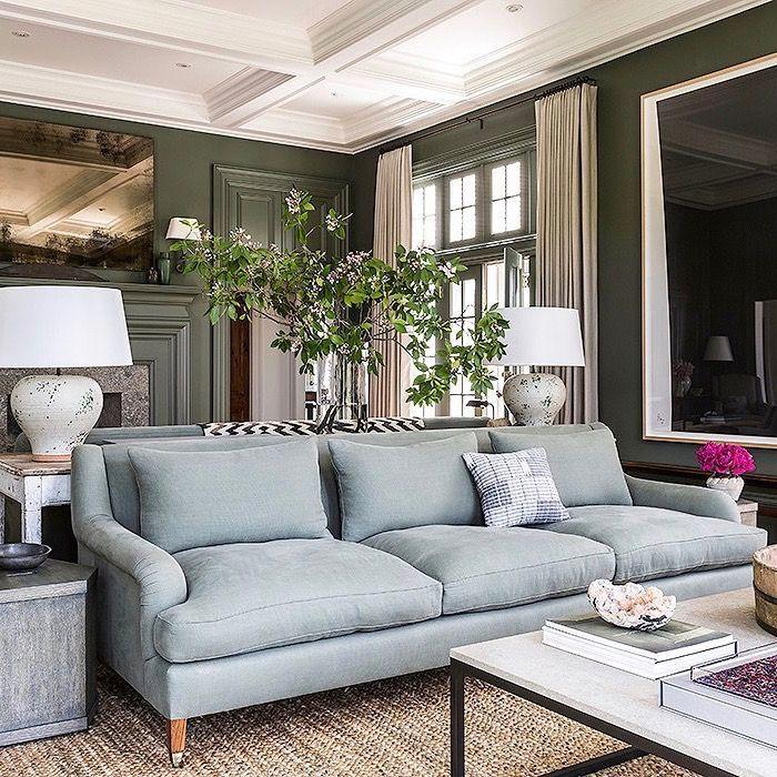 Living Room Furniture Ct: Brett Heyman's Connecticut Home