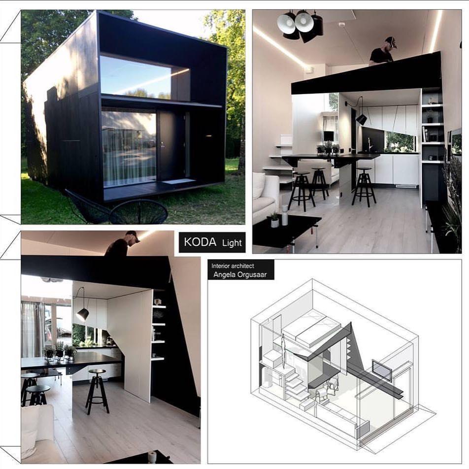 Home Design Smallhouse: KODA Light . Fresh Design . #kodasema #arhitecture