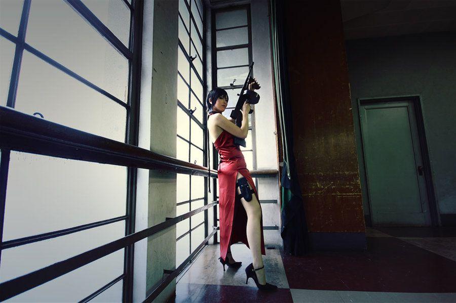 .:Ada Wong:. by SniperGiirl on DeviantArt