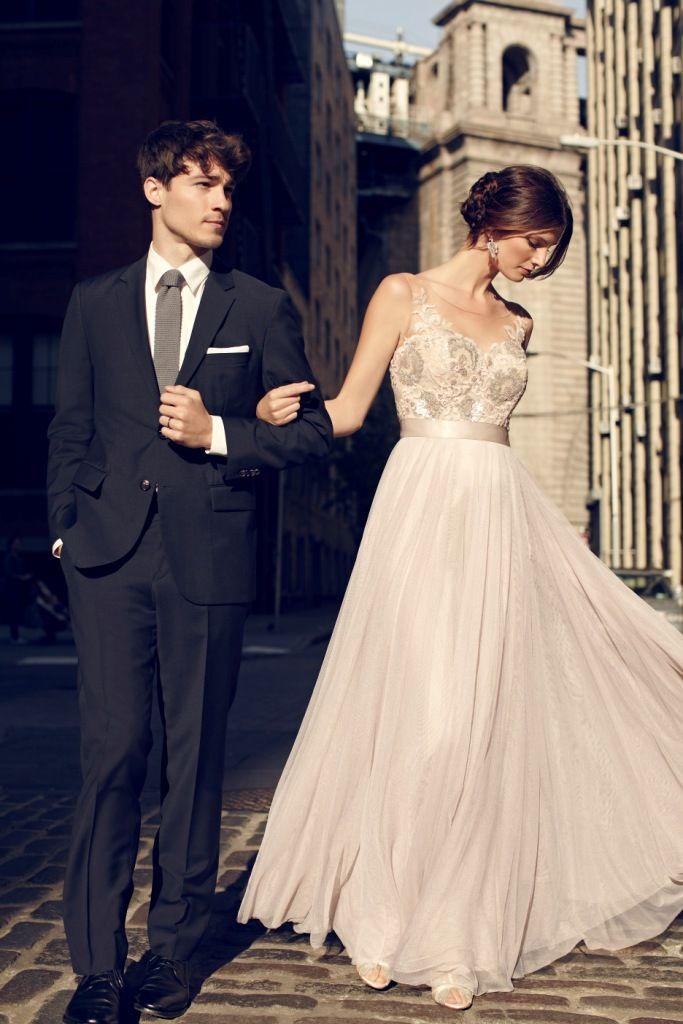Fall 2014 Wedding Gown Lookbook From BHLDN
