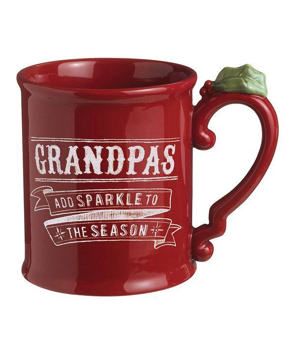 Look at this Grasslands Road 'Grandpas' Mug on #zulily today!