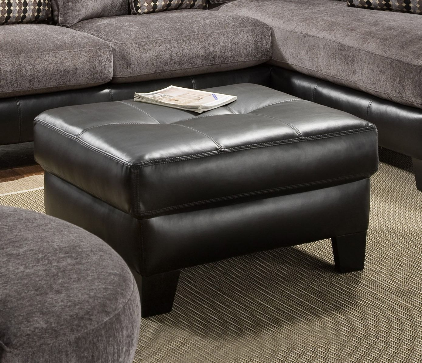 Oliver Cocktail Ottoman | Chelsea Home Furniture | Home Gallery ...
