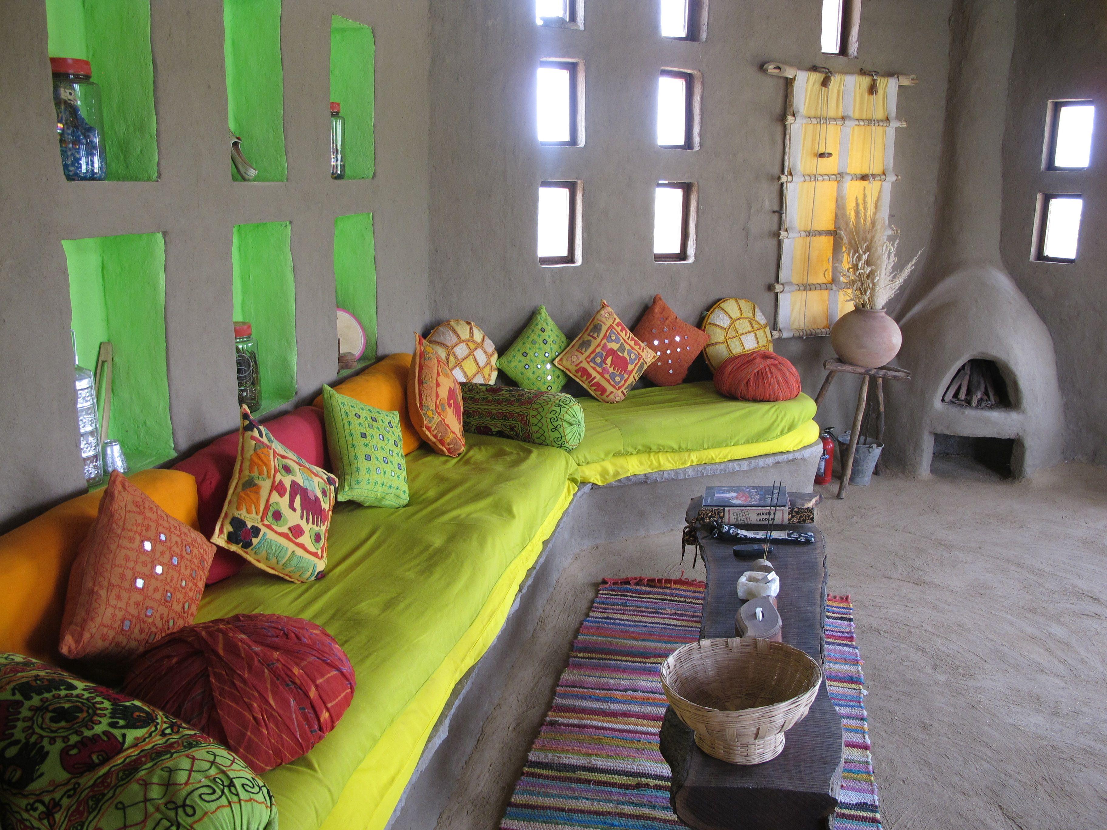 Un complexe hôtelier pour des idées déco colorées ! | Bharata ...