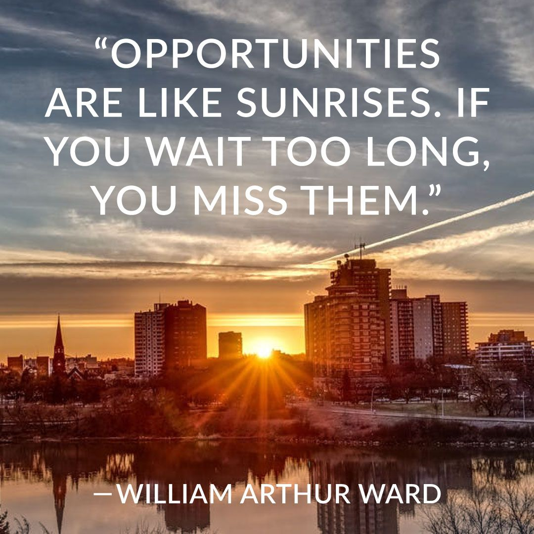 Monday Motivation At Klinger Insurance Group When An Exciting